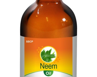 Neem Oil - Pure & Natural - 15 ml to 250 ml