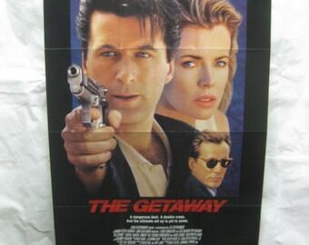 The Geyaway 1994 Movie Poster mp084