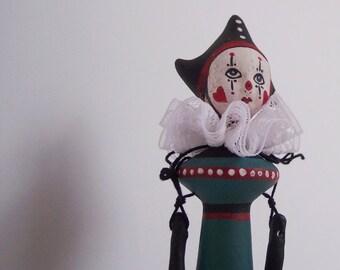 Dibeaux:  Art Doll by JDConwell