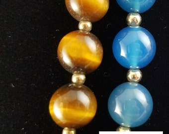 Various like new Semi Precious Stone Necklaces by GSJ