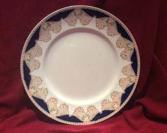 Britannia Pottery B P Co Ltd Dinner Plate 9 7/8""