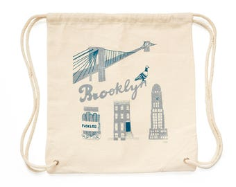 Brooklyn Cinch Bag