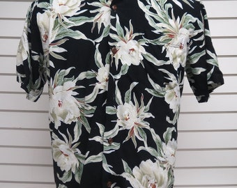 Tropical Group Mens Hawaiian  Tropical Retro Shirt  #630