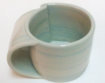 Ceramic Ribbon Mug II