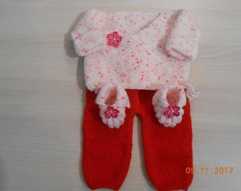 life jacket pants fluffy slippers 0/3 months