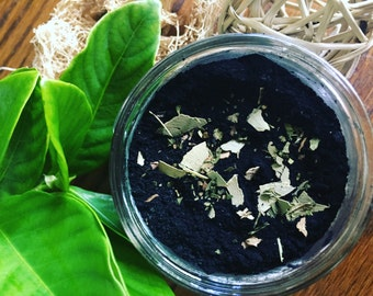 Eucalyptus & Peppermint Black Mask