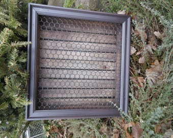Large Succulent or Herb  frame ready for Planting!
