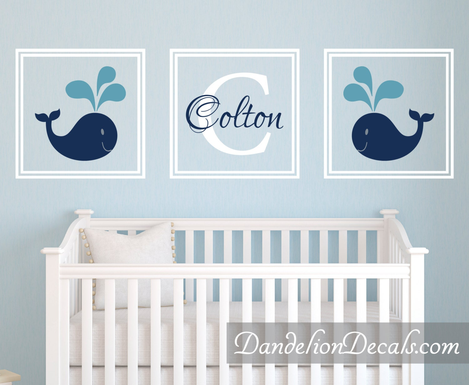 Nursery Wall Decal   Boys Room Decal   Personalized Gifts   Personalized  Wall Decal   Boys Room Decor
