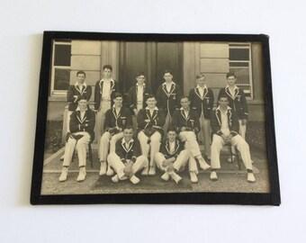 Vintage Photography  Saint George College Ca. 1930