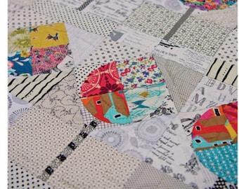 The Avenue Pattern by Jen Kinsgwell & Louise Pappas