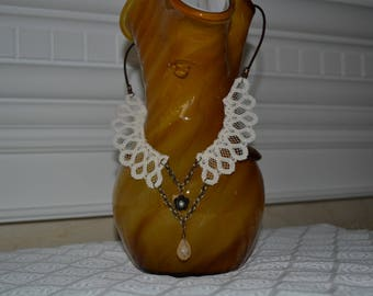 Laci Bib Necklace