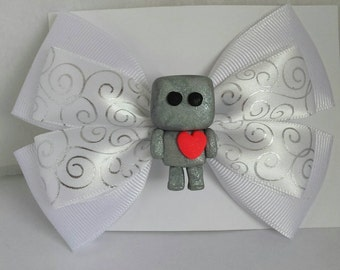 Robot Heart Bow