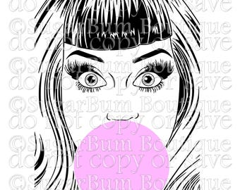 Katy Perry bubblegum svg png