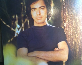 Neil Diamond Heartlight Vinyl Pop Record Album