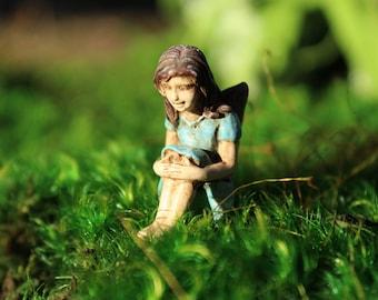 Miniature Garden, Fairy Garden, Itty Bitty Fairy Bailee miniature garden, fairy garden, fairy garden accessories, fairy, miniature