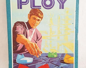 PLOY Strategic Board Game Of Maneuver And Capture