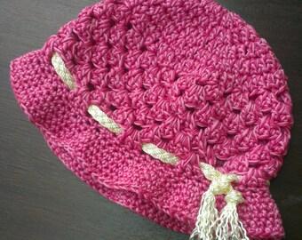 Summer Baby Hat