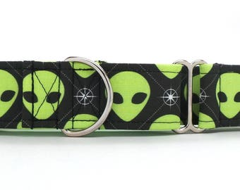 I Believe Dog Collar (Martingale, Buckle or Tag)