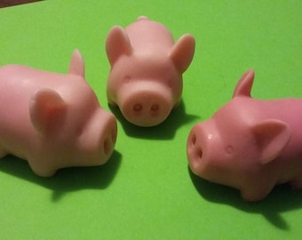 3 Little Pigs - Goats Milk Soap