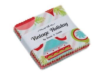 Vintage Holiday mini charms