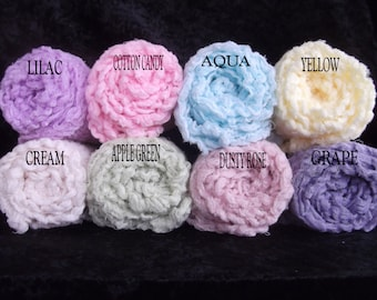 Cheesecloth wraps...Newborn photp props...