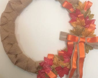 Autumnal / Fall wreath