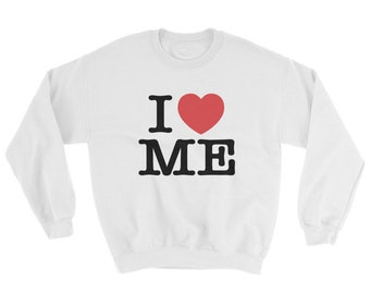 I Heart ME Love Maine Sweatshirt