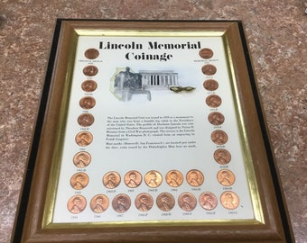 Lincoln memorial coinage 1959-1971-S