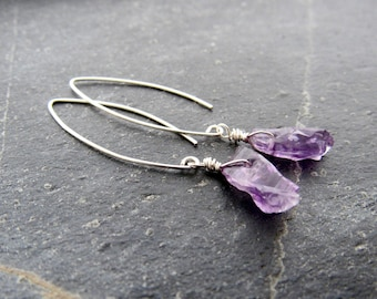 is stone ebay s itm crystal amethyst image earrings swarovski new rrp loading