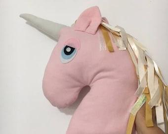 Unicorn cushion,  girls room decor, kids room decor, nursery, unicorns, pillows, Girls gifts.
