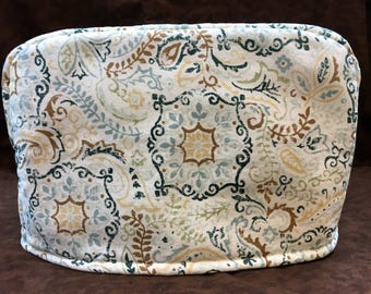 2-Slice Scroll Reversible Toaster Cover