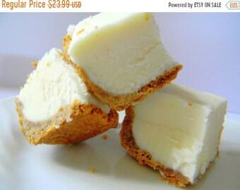 MÉGA vente Julie de Fudge - pur au fromage avec croûte de biscuits Graham - plus une livre