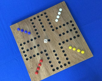 11, Aggravation, Game Board, Wood, Glass Marbles, Wooden, Primitive, Game Boards, Marbles, Family Fun