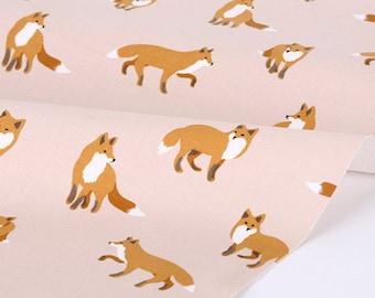Dailylike (oxford) - Winter fox fabric- 50cm