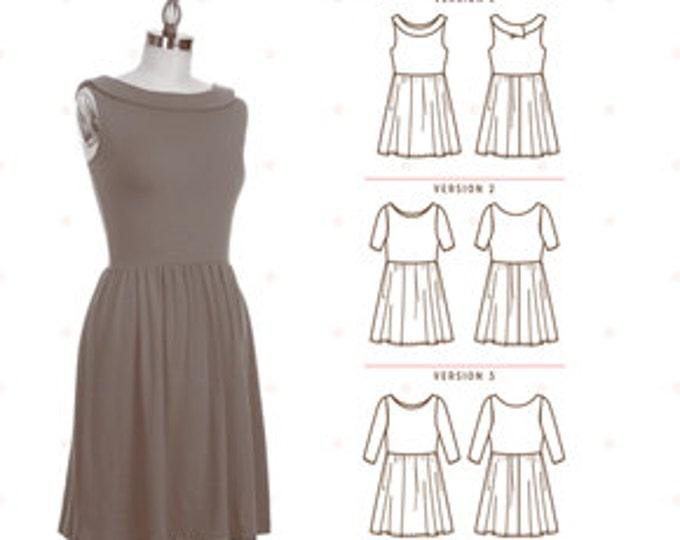 Moneta Dress Pattern - Colette Patterns