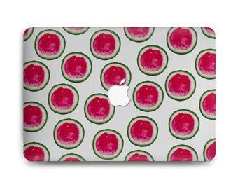 Watermelon MacBook Case Hard Cover MacBook Case MacBook Pro 15 Case MacBook Pro Retina 15 case MacBook Air 11 Case MacBook Cute Case MacBook