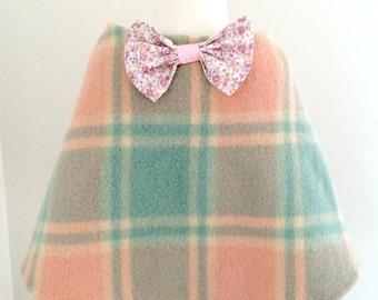 Sz 3/4 | Vintage Wool Capelet