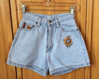 686d8df259f29 Vintage Denim Shorts