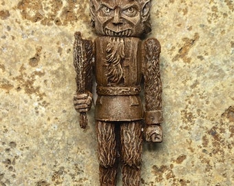 Krampus Nutcracker Ornament