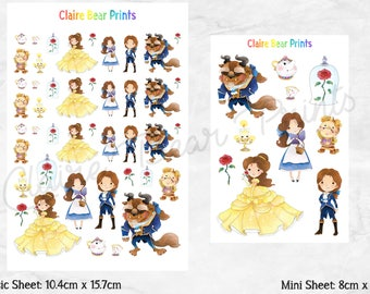 BELLE Planner Stickers (2 options)