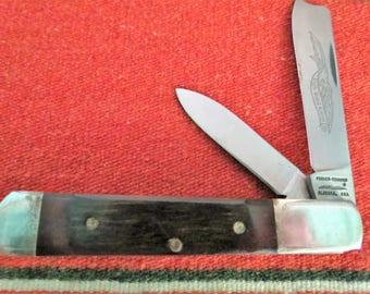 Parker Edwards Knife - Alabama U.S.A. - Vintage Folding Pocket Knife