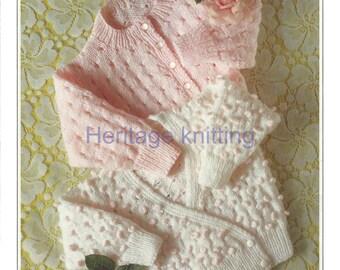 cardigans  knitting pattern 99p pdf