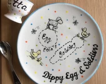 Personalised Easter Set