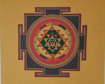 Mandala Yantra