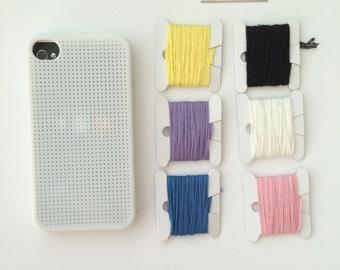 Stitchable iPhone 4 Case Kit
