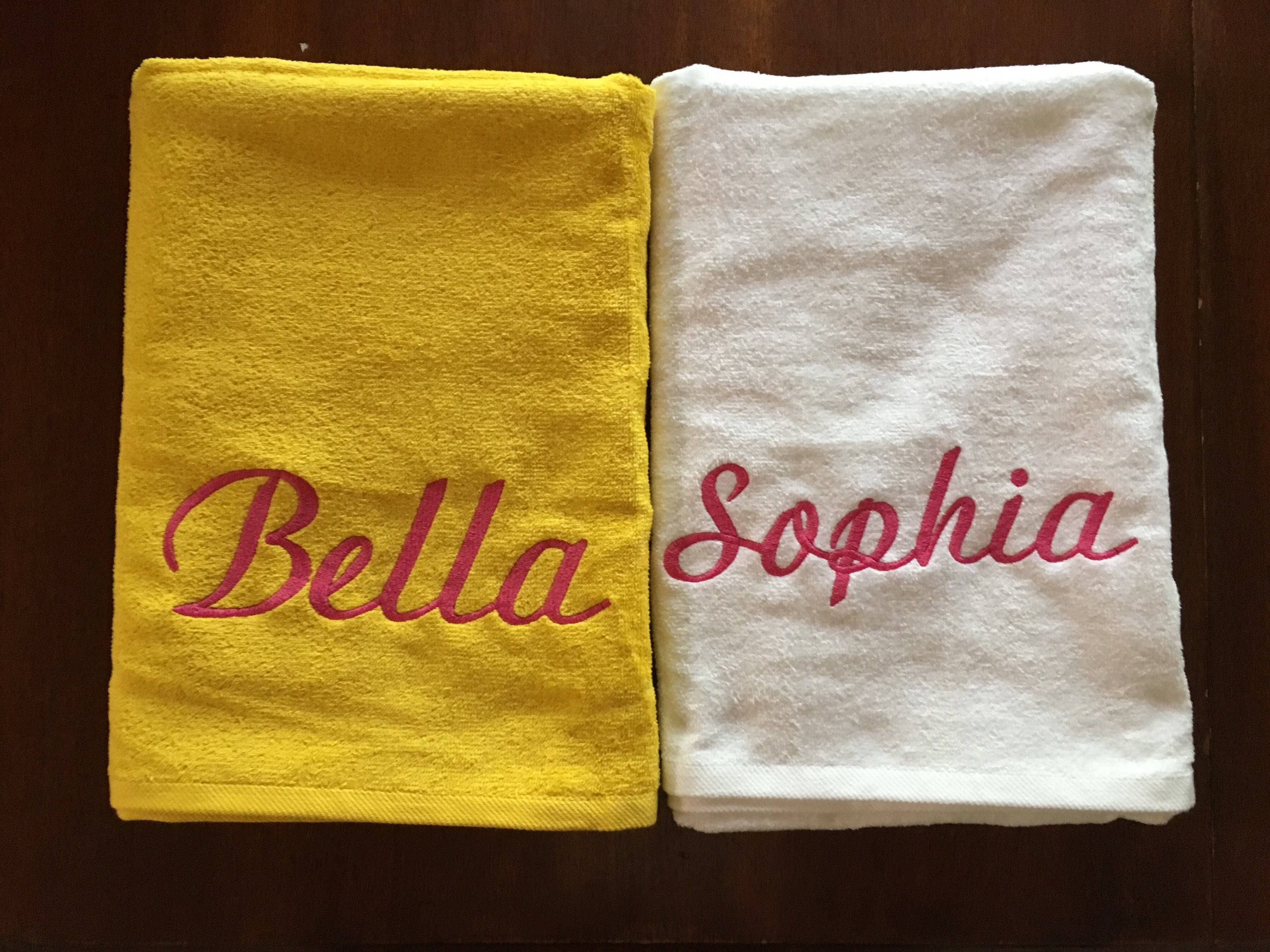 personalized beach towels towels for kids and adults sea turtle