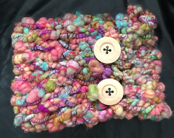 Bouquet of Flowers Cowl