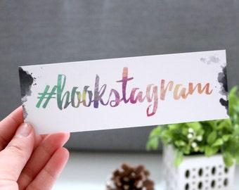 Bookstagram Bookmark - Booklover