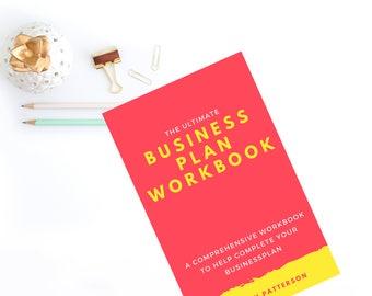 The Ultimate Business Plan Workbook (eBook)
