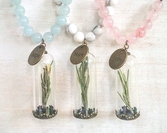 The Rosemary Necklace